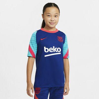 Foto van FC Barcelona Strike Zomerset Kids Deep Royal Blue