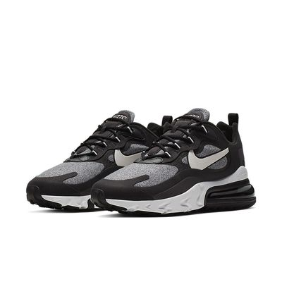 Foto van Nike Air Max 270 React Black-Vast Grey