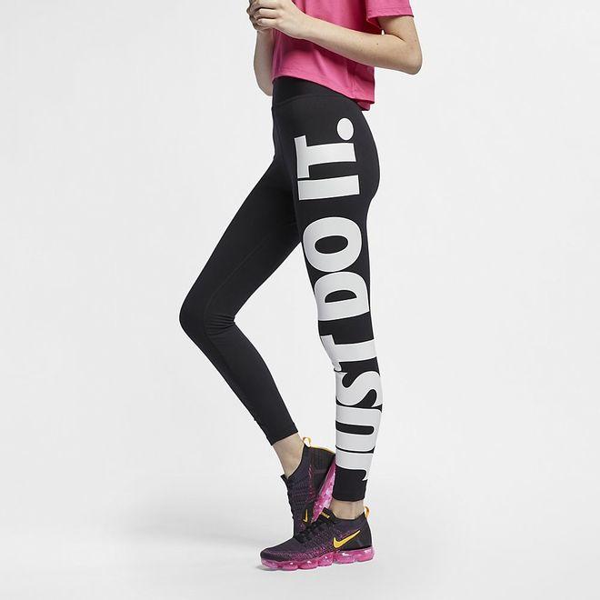 Afbeelding van Nike Sportswear Swoosh Pant Dark Grey Heather