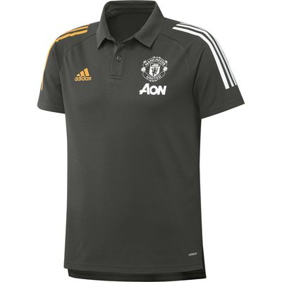 Foto van Manchester United Polo Set Legend Earth