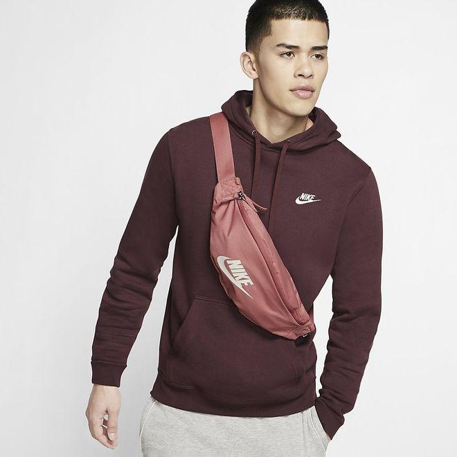 Afbeelding van Nike Sportswear Heritage heuptas Canyon Pink