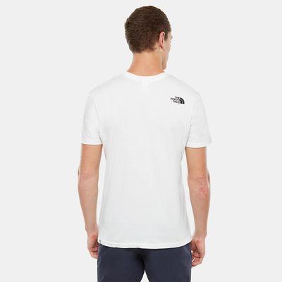 Foto van The North Face Redbox T-Shirt Medium White