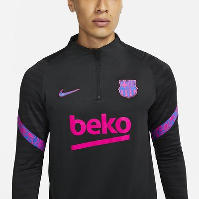 Foto van FC Barcelona Dri-FIT Strike Set Black Hyper Royal