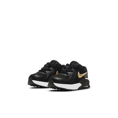 Foto van Nike Air Max Excee Infants Black Gold