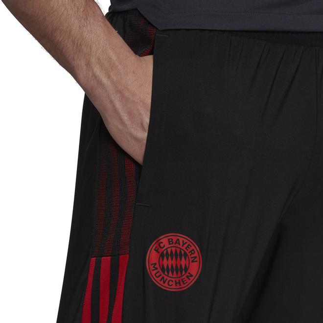 Afbeelding van FC Bayern München Presentatiepak 2021/2022 Black