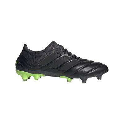 Foto van Adidas Copa 20.1 FG Core Black Signal Green