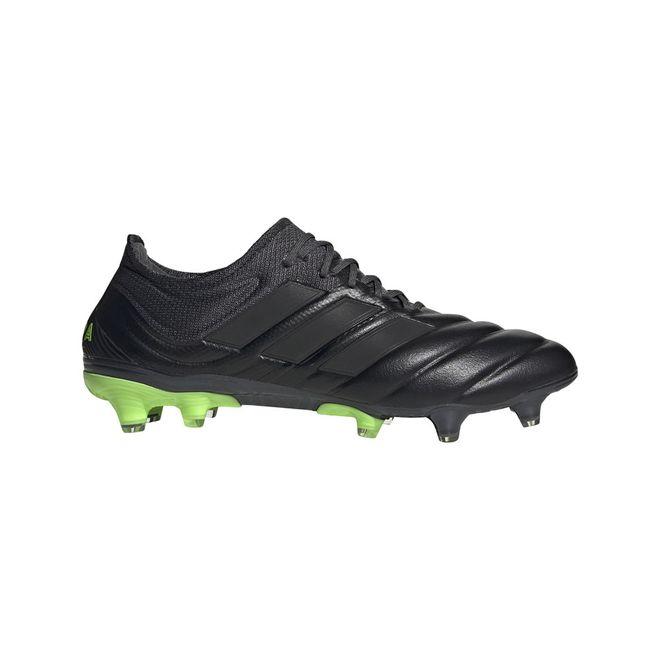 Afbeelding van Adidas Copa 20.1 FG Core Black Signal Green