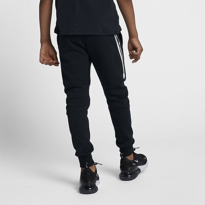 Afbeelding van Nike Sportswear Tech Fleece Pant Black Kids