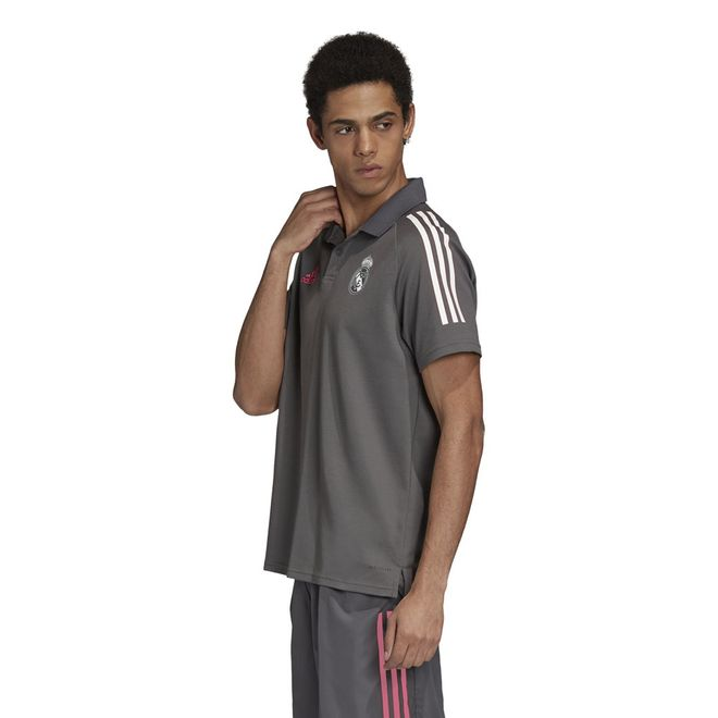 Afbeelding van Real Madrid Polo Set Grey Five