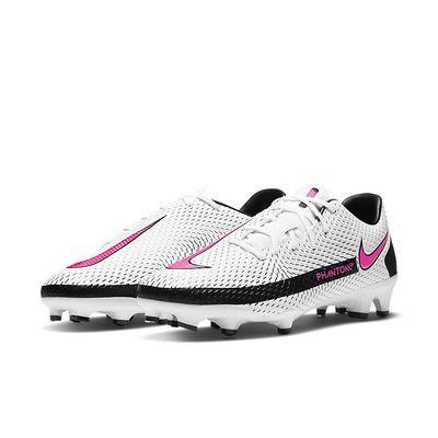 Foto van Nike Phantom GT Academy FG White Pink Blast