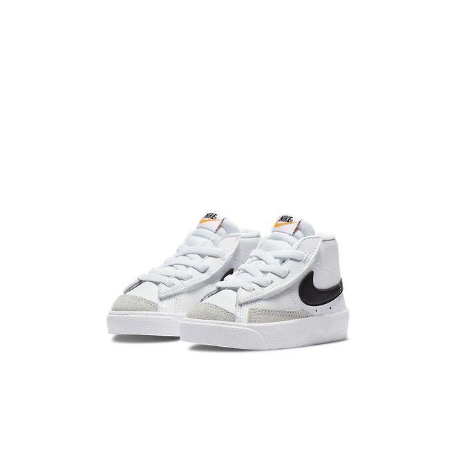 Afbeelding van Nike Blazer Mid 77 Kids White