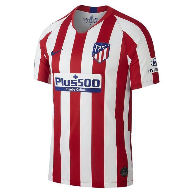 Afbeelding van Atlético de Madrid Thuisshirt