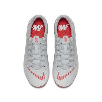 Foto van Nike Vapor 12 Academy GS MG Kids Grijs