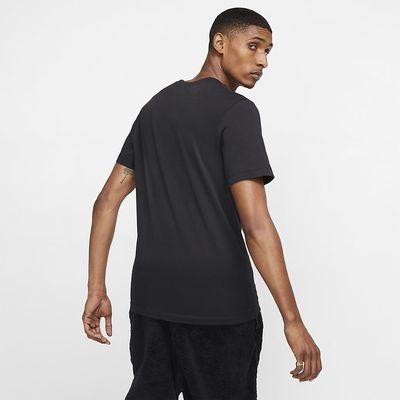 Foto van Nike Sportswear Club T-Shirt Black