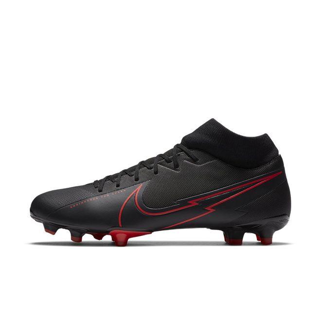 Afbeelding van Nike Superfly 7 Academy GS FG Black Smoke Grey