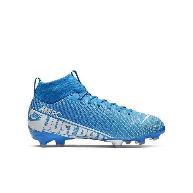 Afbeelding van Nike Superfly 7 Academy GS FG Kids Blue Hero