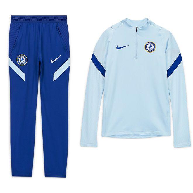 Afbeelding van Chelsea FC Strike Set Kids Cobalt Tint