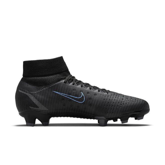 Afbeelding van Nike Mercurial Superfly 8 Pro FG Black Iron Grey