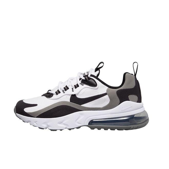 Afbeelding van Nike Air Max 270 React Kids White Black