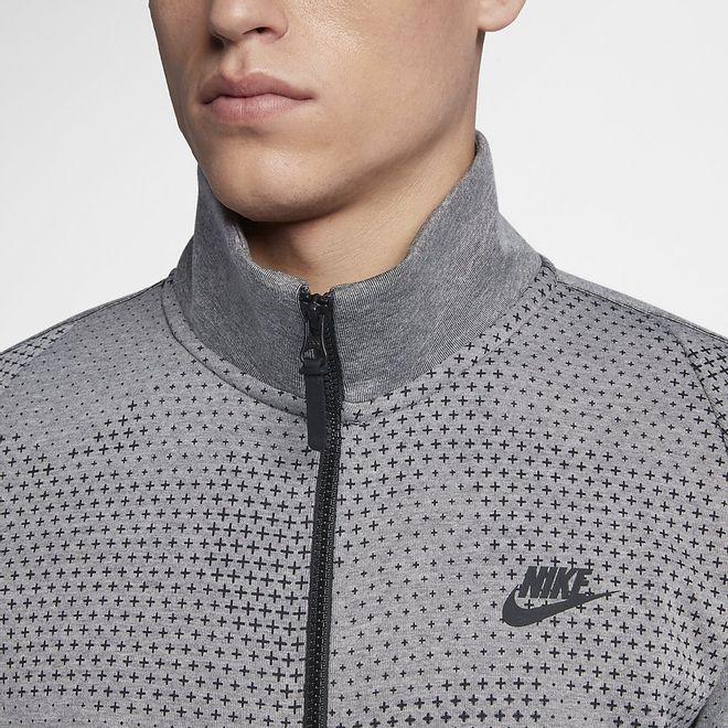 Afbeelding van Nike Sportswear Tech Fleece Jacket GX 1.0 Carbon Heather