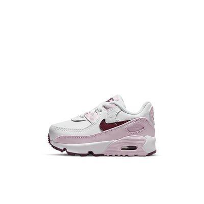 Foto van Nike Air Max 90 Kids White Pink Form