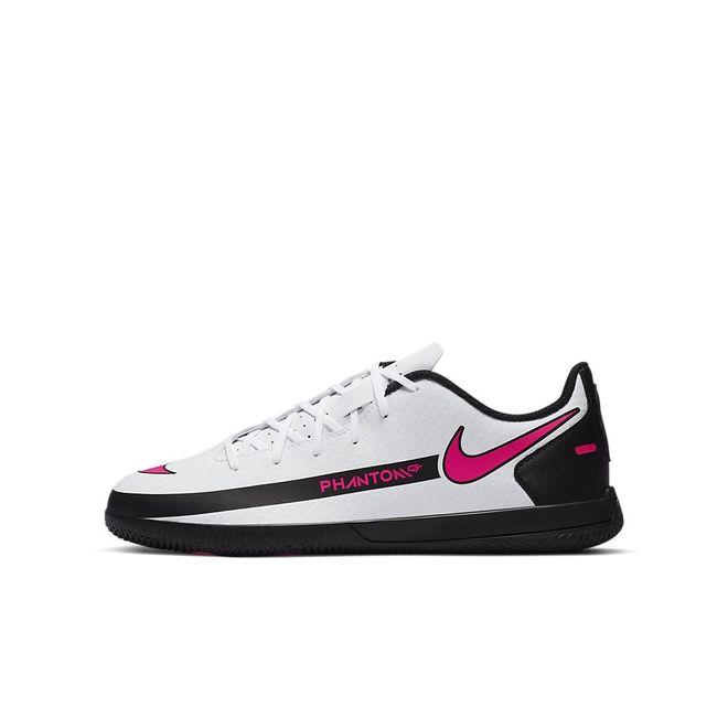 Afbeelding van Nike Phantom GT Club IC Kids White Pink