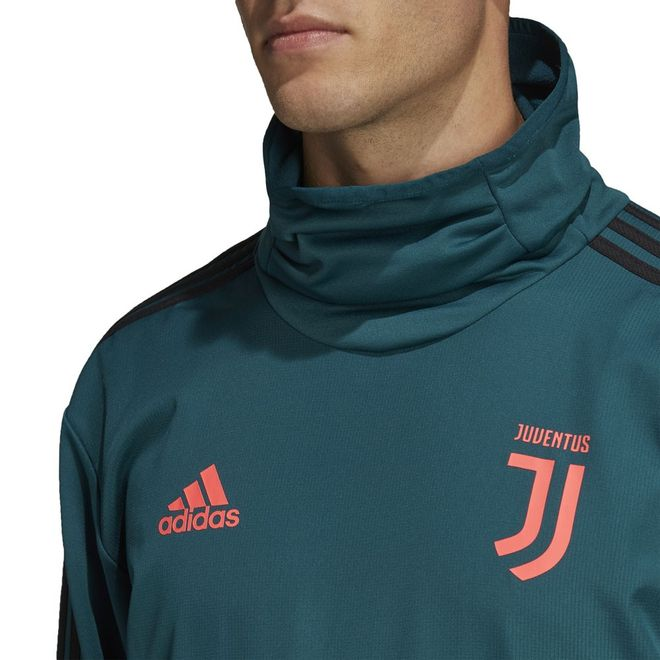 Afbeelding van Juventus Warm-up Set Mystery Green