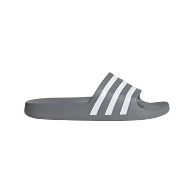 Foto van Adidas Adilette Aqua Slippers Grey Three