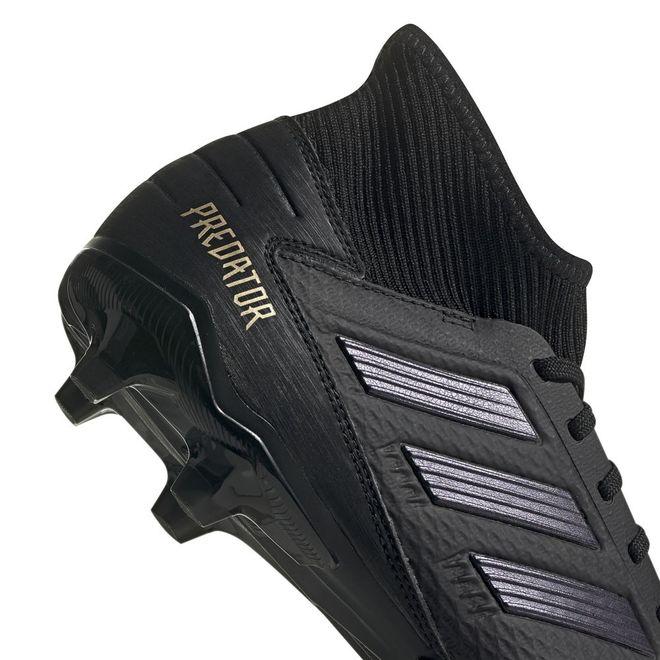 Afbeelding van Adidas Predator 19.3 FG Dark Script