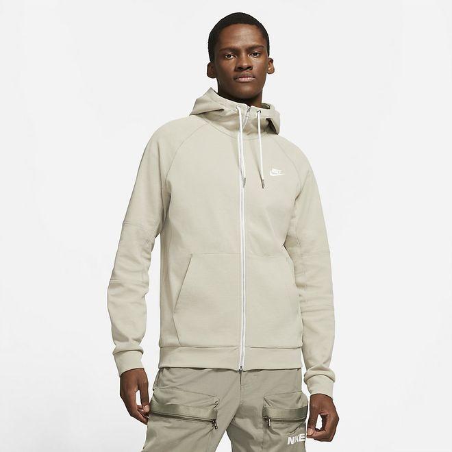 Afbeelding van Nike Sportswear Hoodie Stone