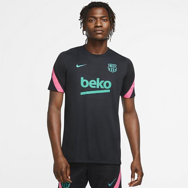 Afbeelding van FC Barcelona Warming-up Set Black