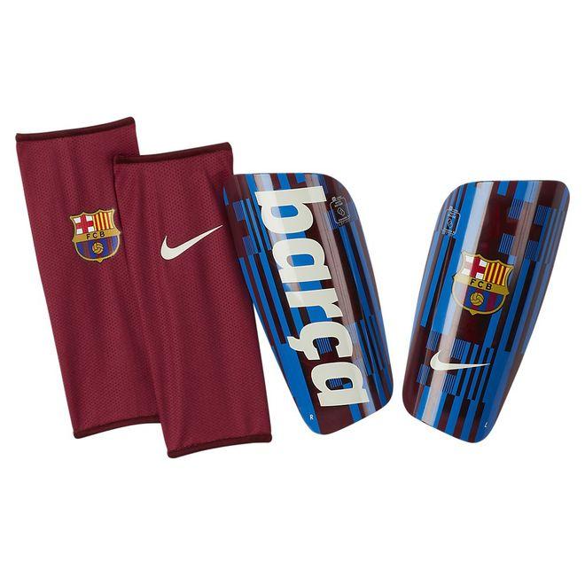Afbeelding van Nike FC Barcelona Mercurial Lite Scheenbeschermers Noble Red