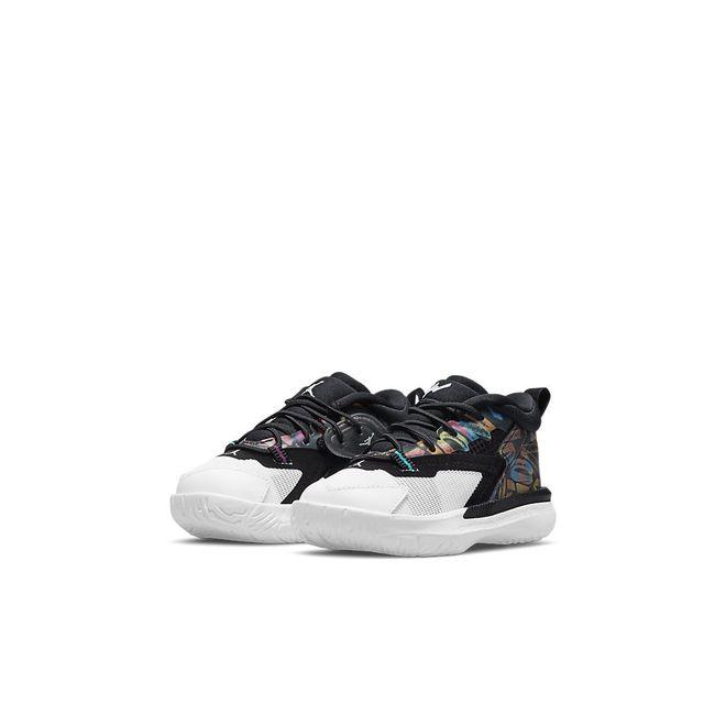 Afbeelding van Nike Jordan Zion 1 Little Kids Black Bright Crimson