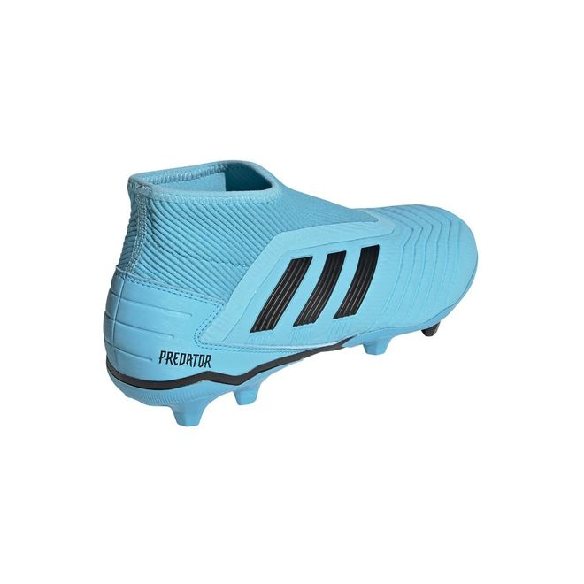 Afbeelding van Adidas Predator 19.3 LL FG Bright Cyan
