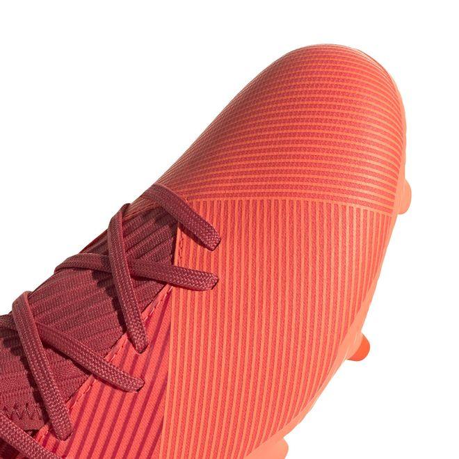 Afbeelding van Adidas Nemeziz 19.3 FG Signal Coral