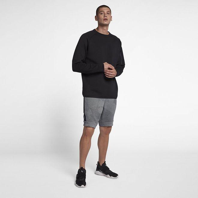 Afbeelding van Nike Sportswear Tech Fleece Short GX 1.0 Carbon Heather