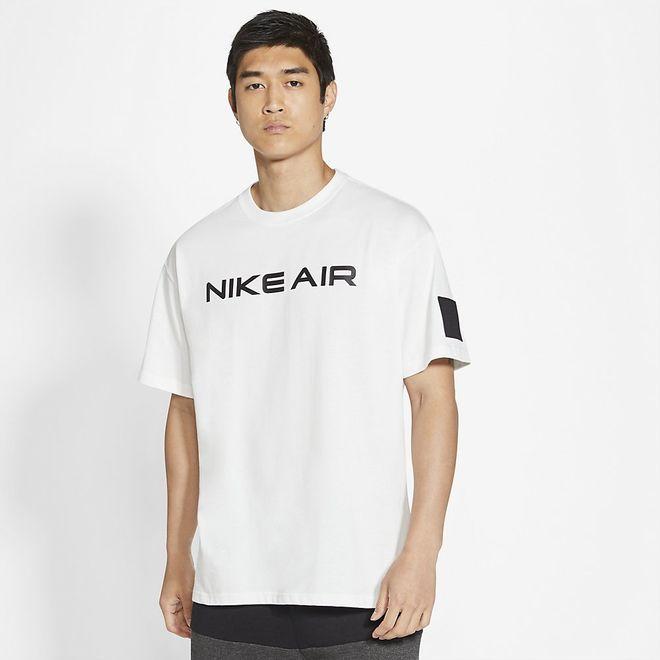 Afbeelding van Nike T-Shirt Nike Air White