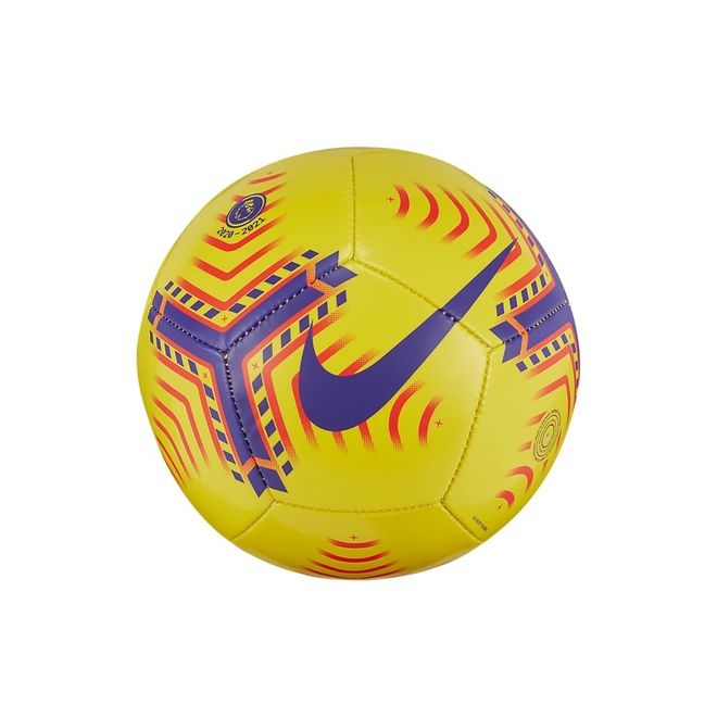 Afbeelding van Nike Premier League Strike Mini Voetbal Yellow Laser Crimson