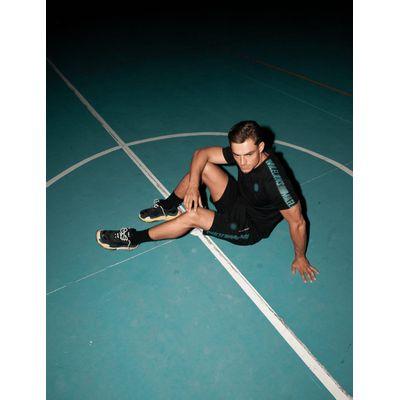 Foto van Malelions Twinset Home kit Sport Black Blue