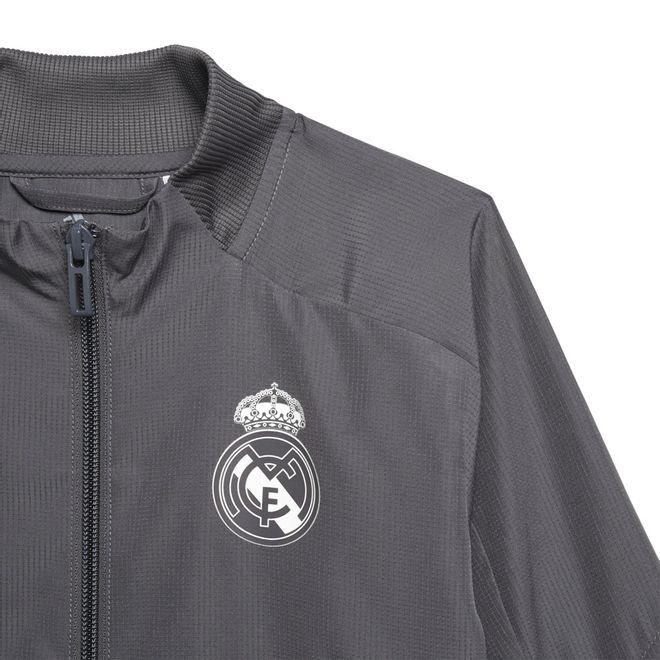 Afbeelding van Real Madrid Presentation Setje Infants Grey Five