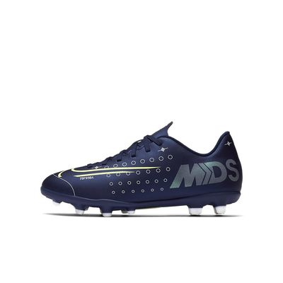 Foto van Nike Mercurial Vapor Club 13 MDS FG Kids Blue Void