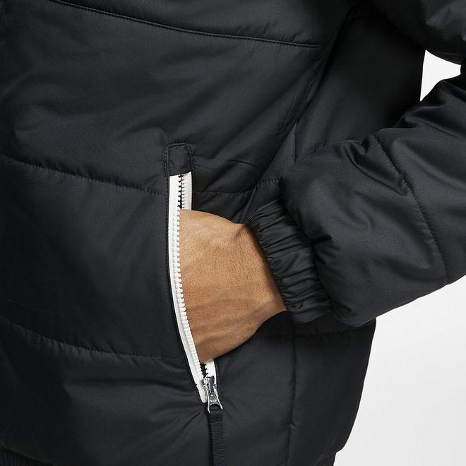 Afbeelding van Nike Sportswear Hooded FZ Jack Black