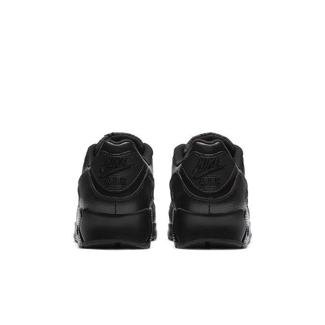 Afbeelding van Nike Air Max 90 Black Leather Triple Black