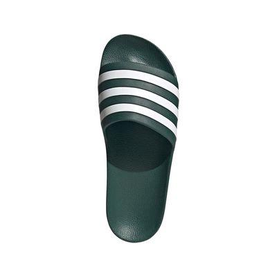 Foto van Adidas Adilette Aqua Slippers Collegiate Green