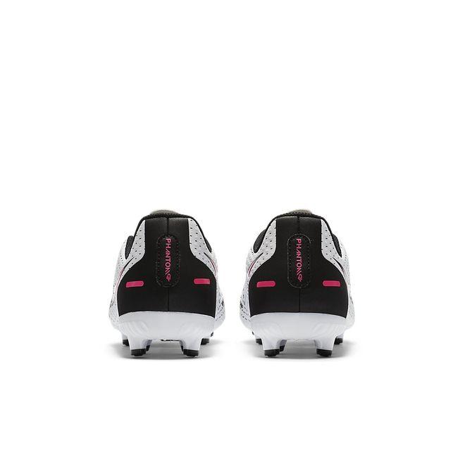 Afbeelding van Nike Phantom GT Academy FG Kids White Pink