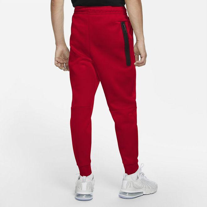 Afbeelding van Nike Tech Fleece Pant Dark University Red