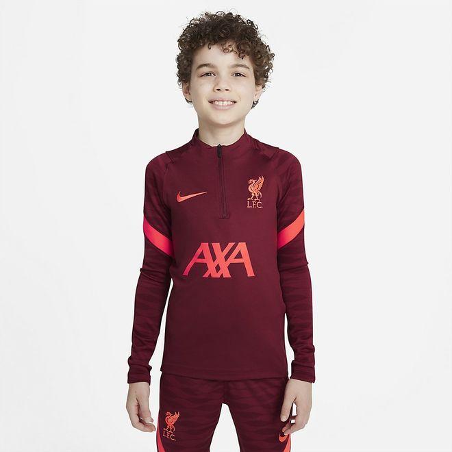 Afbeelding van Liverpool FC Strike Set Kids Team Red