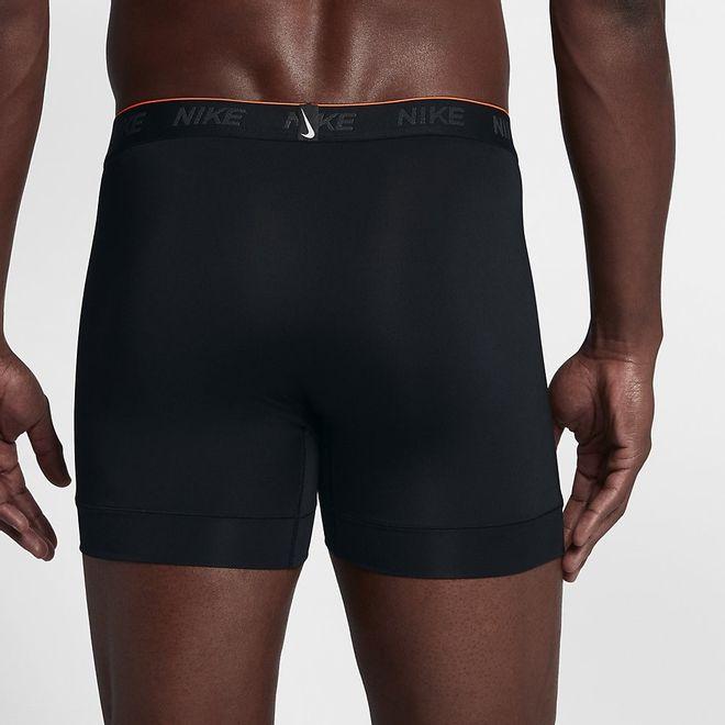 Afbeelding van Nike Ondergoed voor heren (2 paar) Black
