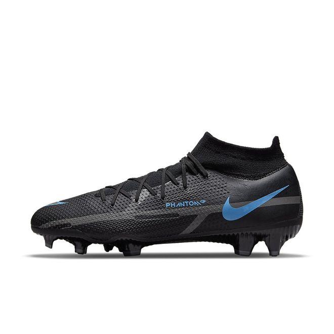 Afbeelding van Nike Phantom GT2 Pro Dynamic Fit FG Black Iron Grey