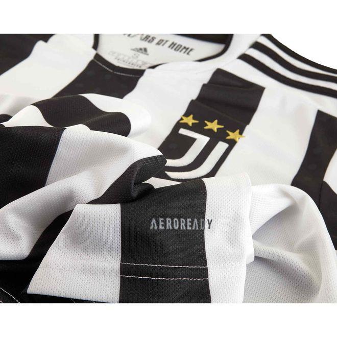 Afbeelding van Juventus Shirt 21/22 Thuis
